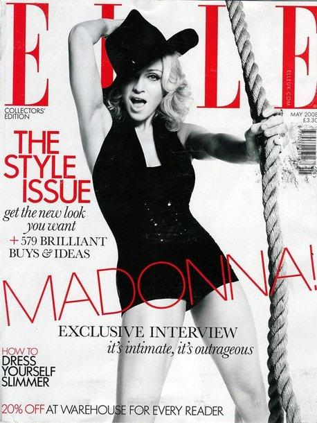 Foto naujienai: Madonna tryliktąjį kartą šturmavo britų topų viršūnes