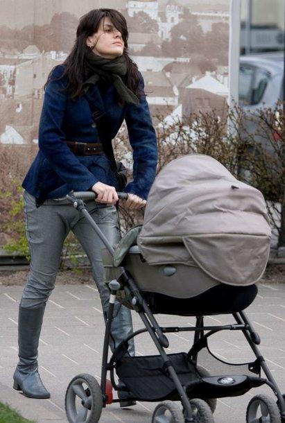 Foto naujienai: Renata Mikailionytė slepia vaiką