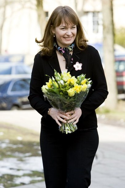 Foto naujienai: Sandra Elisabeth Roelofs: rožių revoliucijos idealistė