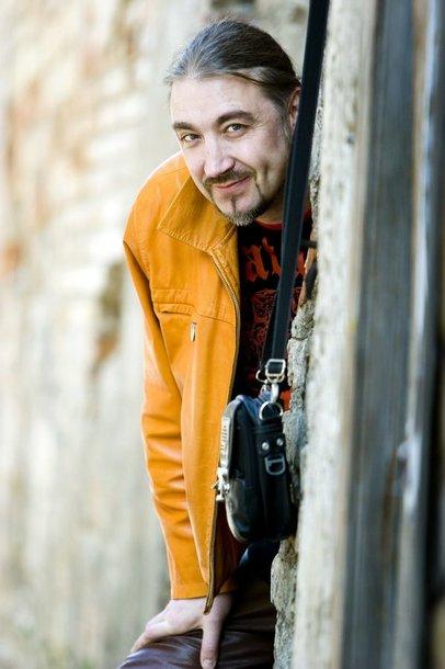 Foto naujienai: Vladas Kovaliovas: pats sau režisierius!