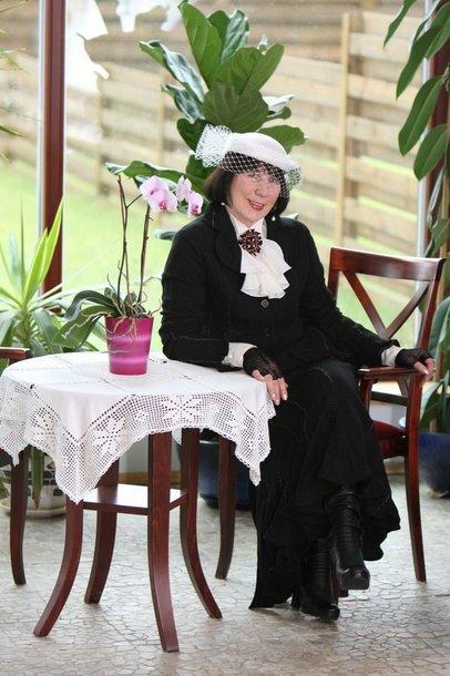 Foto naujienai: Zita Tallat-Kelpšaitė: skrybėlaičių karalienė