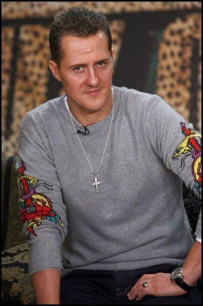 Foto naujienai: Michaeliui Schumacheriui pasiūlytas vaidmuo kine
