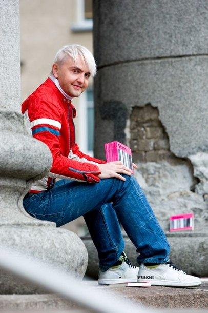 Foto naujienai: Stano džiaugiasi knygos pristatymu