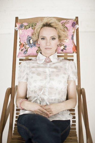 Foto naujienai: Aktorė Dalia Michelevičiūtė ant parketo – ne naujokė
