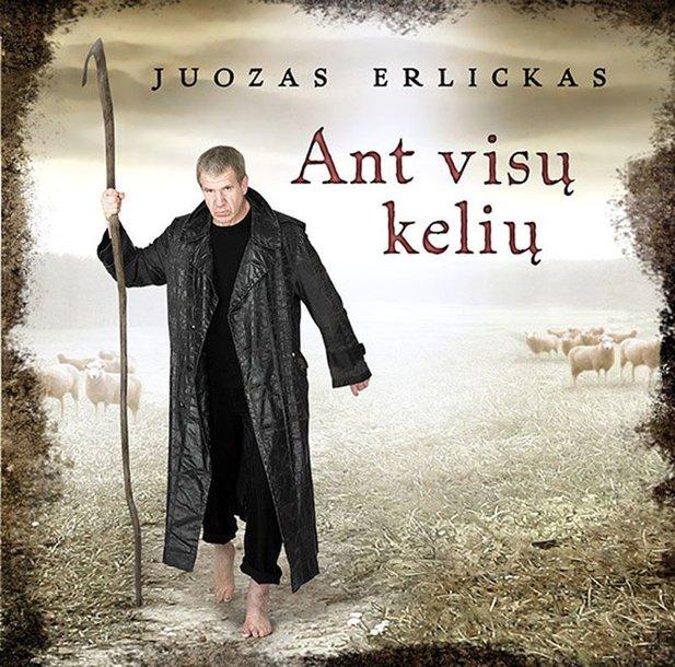 """Foto naujienai: Juozas Erlickas išleido albumą """"Ant visų kelių"""""""