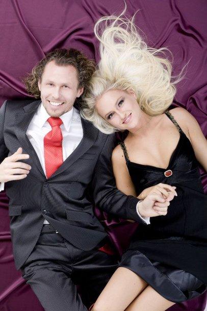 Foto naujienai: Linas Karalius ir Gintarė Gurevičiūtė. Vestuvės? Ne anksčiau nei po 10 metų!