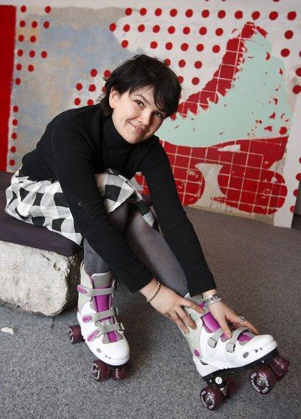 """Foto naujienai: Kristina Gandžumian: """"Veiklumas man įgimtas"""""""