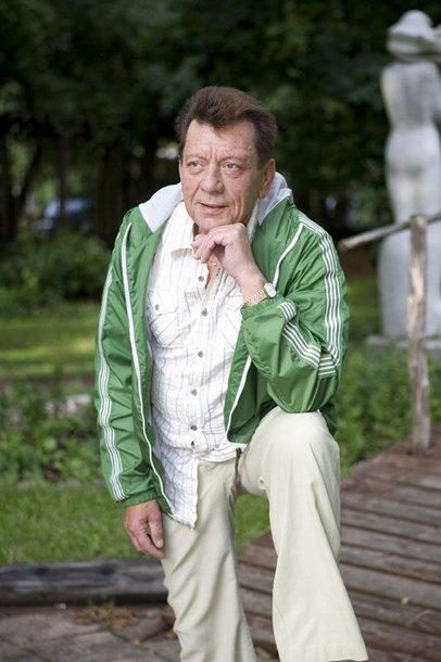 Foto naujienai: Stasys Povilaitis. Maestro – į ligoninę