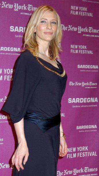 Foto naujienai: Cate Blanchett - gražioji chameleonė