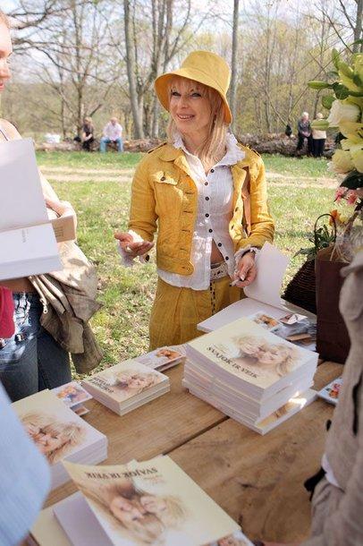 Foto naujienai: Inga Krukauskienė: nežinojau, kad esu poetė