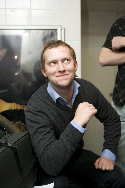 Foto naujienai: Tomas Sinickis nesusiturėjo