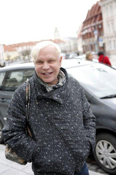 Foto naujienai: Borisas Moisejevas: kito tokio kaip aš nėra