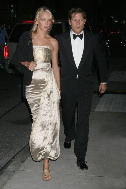 Foto naujienai: Uma Thurman ir Arpadas Bussonas. Gaudžia vestuvių varpai?