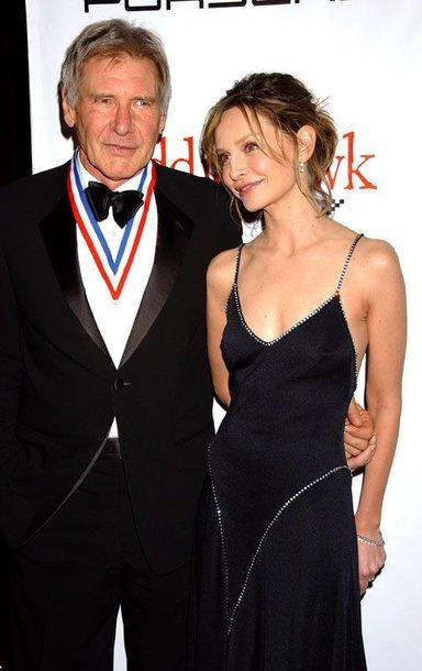 Foto naujienai: Harrisonas Fordas ir Calista Flockhart: sužadėtuvės pagaliau įvyko!
