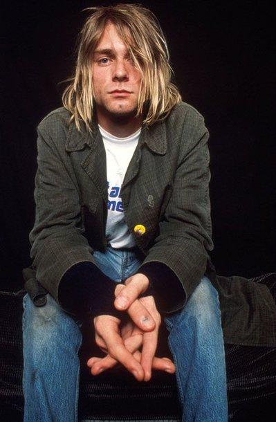 Foto naujienai: Kurtas Cobainas. Užgesęs šlovės spinduliuose