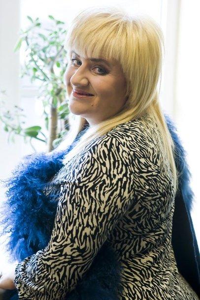 Foto naujienai: Daina Bilevičiūtė laukia kaimiško jubiliejaus