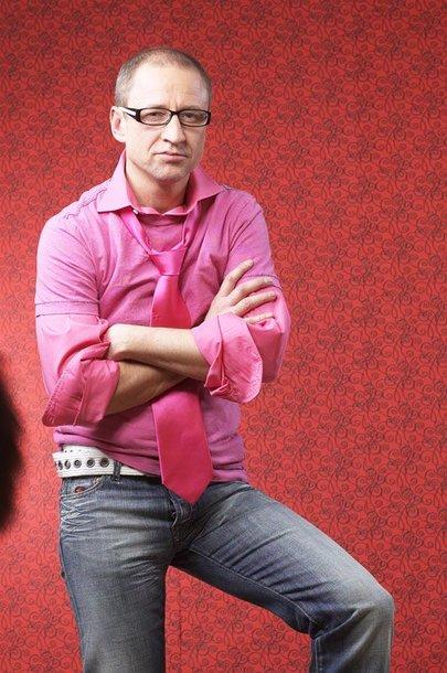 """Foto naujienai: Aktorius Andrius Žebrauskas. Jūsų dėmesiui – """"Kitas kampas"""""""