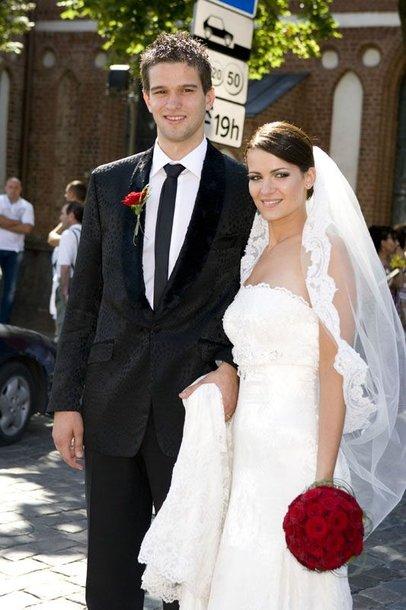 Foto naujienai: Mantas ir Mingailė Kalniečiai: nuoširdžiausios vestuvės!