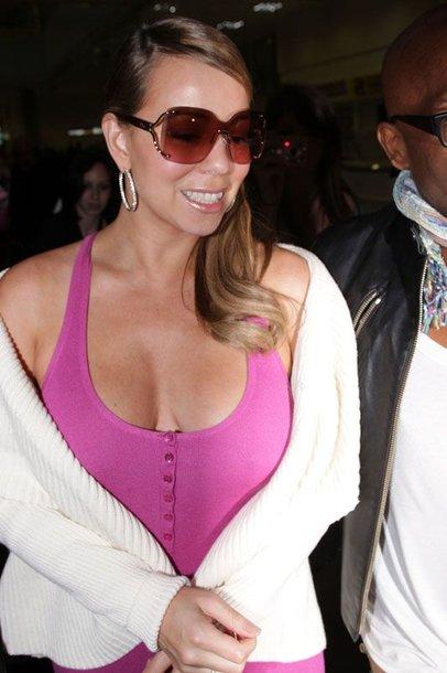 Foto naujienai: Mariah Carey prarado kūdikį