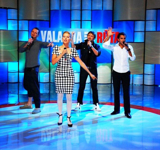Foto naujienai: Rūtos Mikelkevičiūtės akibrokštas – ji irgi gali dainuoti!