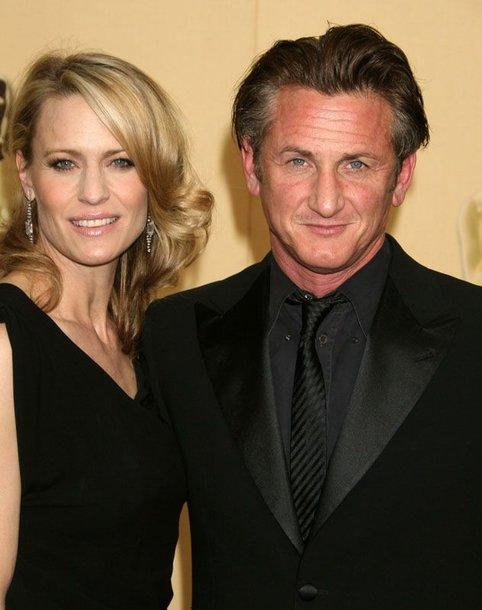 Foto naujienai: Robin Wright-Penn ir Seanas Pennas šįkart išsiskirs?