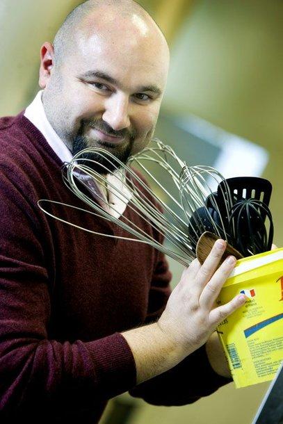 Foto naujienai: Gidonas Šapiro-Bilas: geriausia dieta – tuščias šaldytuvas!
