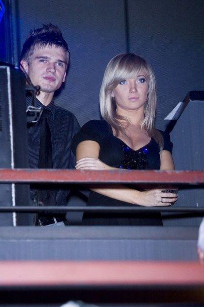 Foto naujienai: Justė Mozolytė ir Rytis Žvagulis. Likti privertė meilė