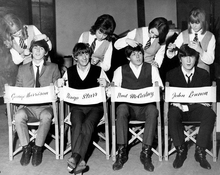 """Foto naujienai: """"Queen"""" ir """"The Beatles"""". Nugalėtojai neteisiami?"""