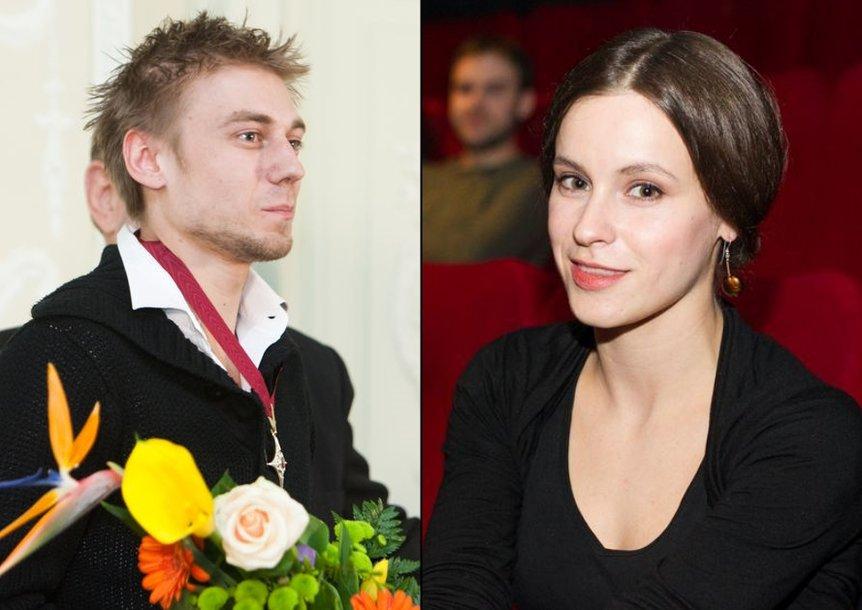 Daumantas Ciunis ir Marija Korenkaitė