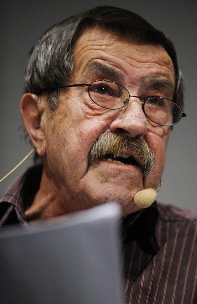 Rašytojas Guenteris Grassas