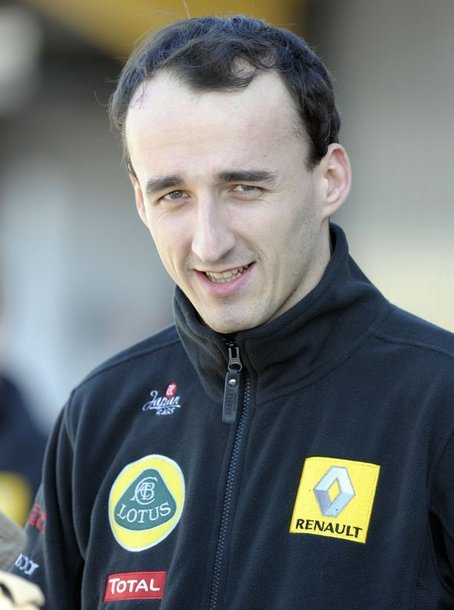 Robertas Kubica