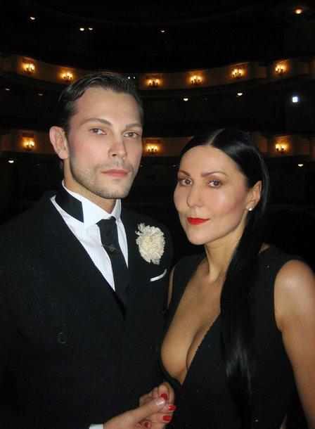 K.Rubcovas ir A. Cholina