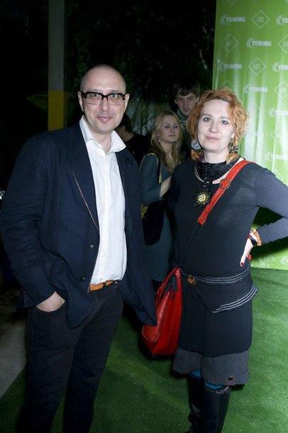 Jūratė Rekevičiūtė ir Ričardas Rickevičius