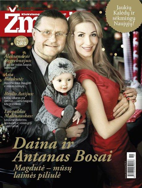Daina ir Antanas Bosai