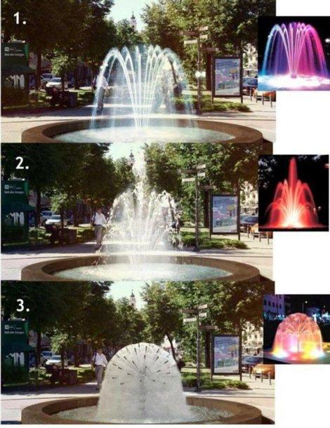 Vilniečiai gali išsakyti savo nuomonę, koks fontanas Vokiečių g. jiems patiktų.