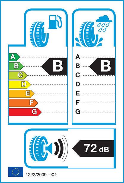 Naujas padangų ženklinimo standartas