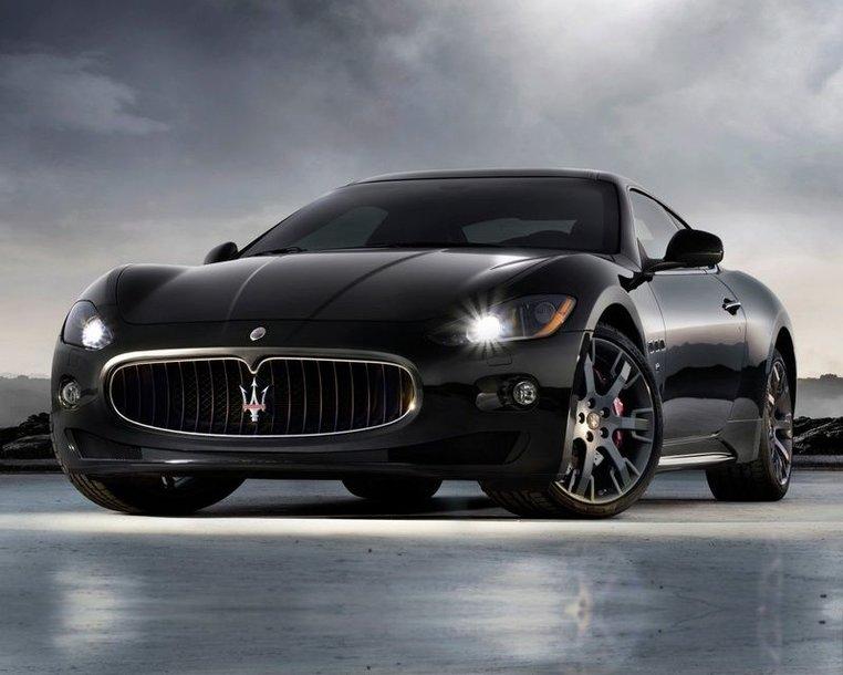 """Atskleista """"Maserati GranTurismo S"""" išvaizda"""