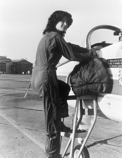 Sally Ride (1983 m.)