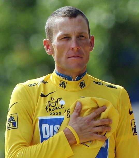 Lance'as Armstrongas Paryžiuje (2005 m.)