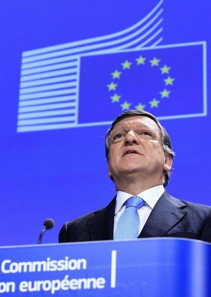 Europos Komisijos prezidentas Jose Manuelis Barroso