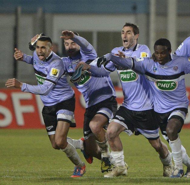 """Istres"" futbolininkų triumfas"