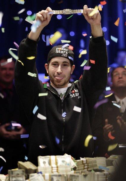 J.Duhamelis – pirmasis kanadietis triumfavęs WSOP čempionate