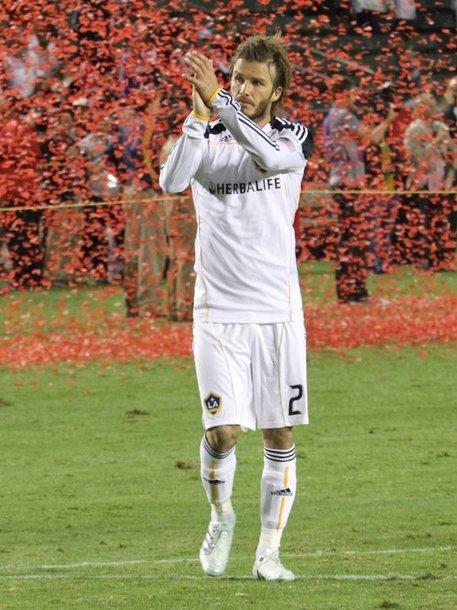 """D.Beckhamas gavo traumą, o """"Galaxy"""" pralaimėjo"""