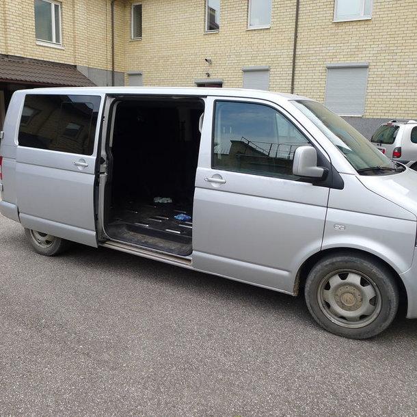 """VW Caravelle"""