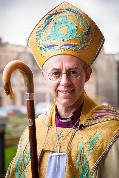 Pasaulio anglikonų lyderis Justinas Welby