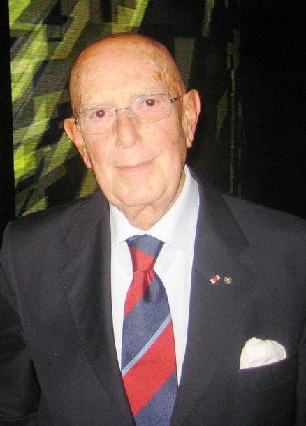 Italijos Nacionalinių mados namų prezidentas Mario Boselli