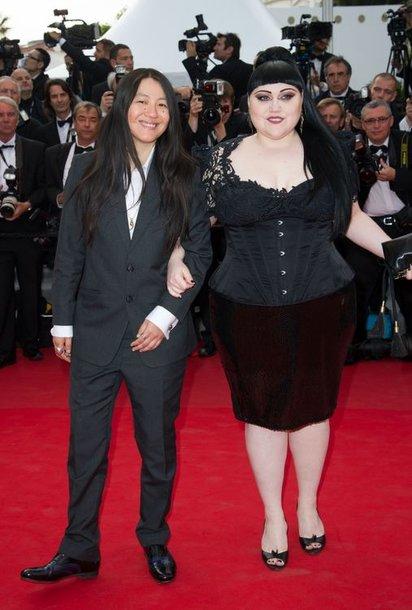 Beth Ditto su Kristin Ogata