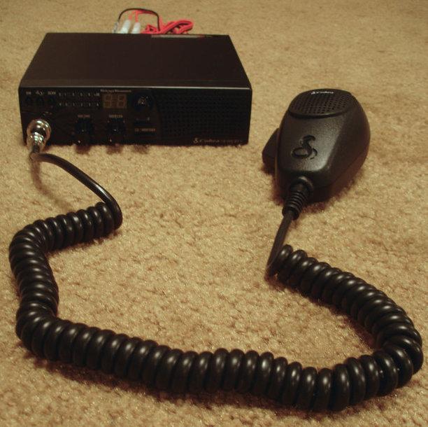 CB radija