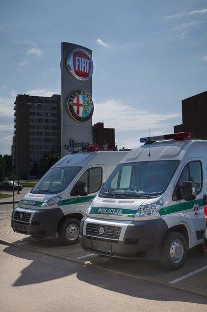 "Policijos ""Fiat Ducato"""