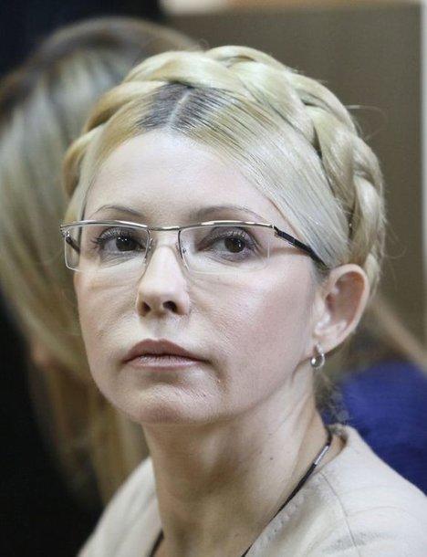 Юлия Тиммошенко